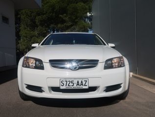 2008 Holden Commodore VE MY09 60th Anniversary Sportwagon White 4 Speed Automatic Wagon
