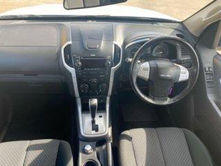 2016 Isuzu MU-X MY15.5 LS-U Rev-Tronic 4x2 White/151116 5 Speed Sports Automatic Wagon