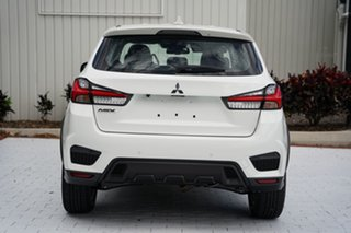 2021 Mitsubishi ASX XD MY21 ES 2WD ADAS White 1 Speed Constant Variable Wagon