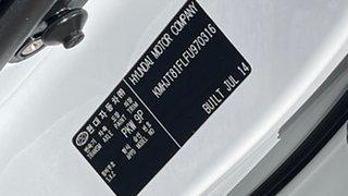 2014 Hyundai ix35 LM3 MY15 Active Winter White 6 Speed Manual Wagon
