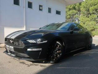 2018 Ford Mustang FN 2019MY High Performance Black 6 Speed Manual Fastback.