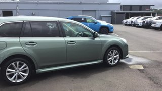 2013 Subaru Liberty B5 MY13 2.5i Lineartronic AWD Green 6 Speed Constant Variable Wagon.