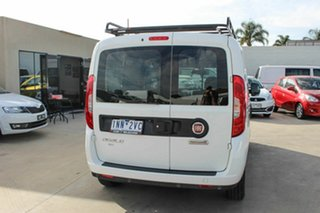 2018 Fiat Doblo 263 Series 1 Low Roof SWB Comfort-matic White 5 Speed Sports Automatic Single Clutch