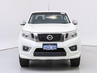 2016 Nissan Navara NP300 D23 ST N-Sport SE (4x4) White 7 Speed Automatic Dual Cab Utility.