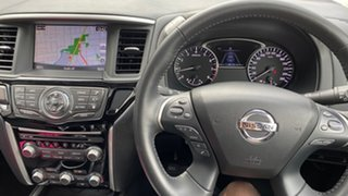 2019 Nissan Pathfinder R52 Series III MY19 ST-L X-tronic 2WD Caspian Blue 1 Speed Constant Variable