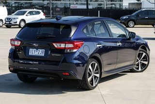 2018 Subaru Impreza G5 MY19 2.0i-S CVT AWD Blue 7 Speed Constant Variable Hatchback.