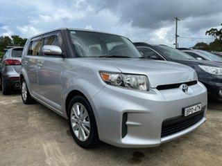 2010 Toyota Rukus AZE151R Build 2 Hatch Silver 4 Speed Sports Automatic Wagon.