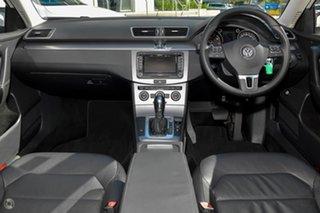 2015 Volkswagen Passat Type 3C MY15 118TSI DSG White 7 Speed Sports Automatic Dual Clutch Sedan