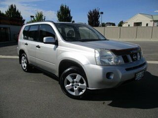 2008 Nissan X-Trail T31 ST Silver 1 Speed Constant Variable Wagon.