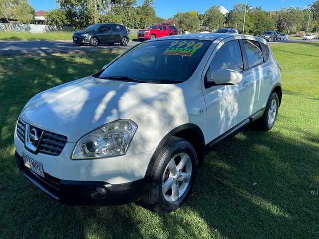 Used Nissan Dualis J10 MY2009 Ti Hatch Clontarf, 2009 Nissan Dualis J10 MY2009 Ti Hatch 6 Speed Manual Hatchback