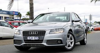 2011 Audi A4 B8 8K MY11 Multitronic Silver 8 Speed Constant Variable Sedan