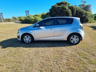 2012 Holden Barina TM 6 Speed Automatic Hatchback