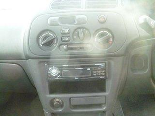 1998 Mitsubishi Mirage CE White 5 Speed Manual Hatchback