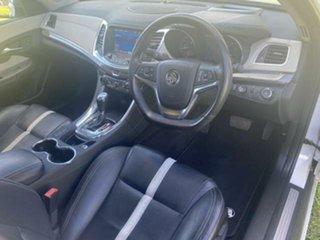 2014 Holden Calais VF V White 6 Speed Automatic Sedan