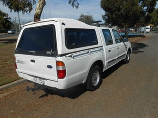 2004 Ford Courier PG GL Crew Cab 4x2 5 Speed Manual Utility