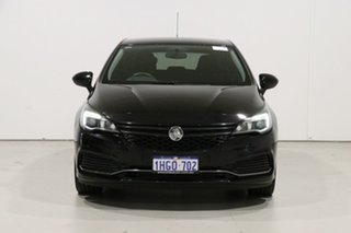 2017 Holden Astra BK MY17 R Black 6 Speed Automatic Hatchback.