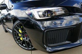 2018 Subaru WRX V1 MY18 STI AWD Premium Black 6 Speed Manual Sedan.