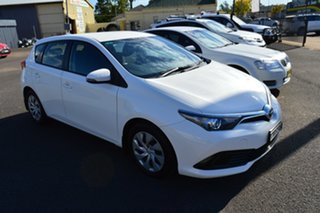 2015 Toyota Corolla ZRE172R Ascent 7 Speed CVT Auto Sequential Sedan.