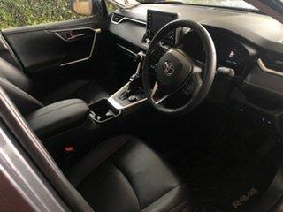 2020 Toyota RAV4 Axah54R Cruiser (AWD) Hybrid Grey Continuous Variable Wagon.