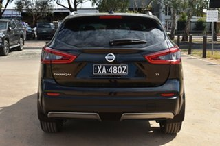 2020 Nissan Qashqai J11 Series 3 MY20 Ti X-tronic Black 1 Speed Constant Variable Wagon