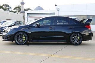 2018 Subaru WRX V1 MY18 STI AWD Premium Black 6 Speed Manual Sedan