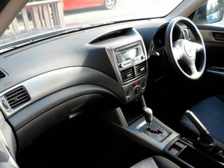 2008 Subaru Forester S3 MY09 X AWD Silver 4 Speed Sports Automatic Wagon