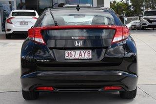 2012 Honda Civic 9th Gen VTi-L Black 5 Speed Sports Automatic Hatchback