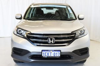 2014 Honda CR-V RM MY15 VTi 4WD Silver 5 Speed Sports Automatic Wagon