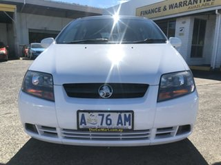 2008 Holden Barina TK MY08 Silver 4 Speed Automatic Hatchback