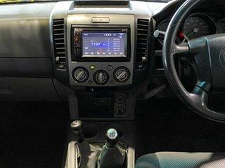 2007 Mazda BT-50 UNY0E3 SDX Silver 5 Speed Manual Utility