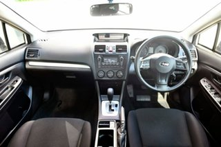 2013 Subaru Impreza G4 MY13 2.0i Lineartronic AWD White 6 Speed Constant Variable Sedan.