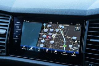2020 Skoda Kodiaq NS MY20.5 RS DSG Black 7 Speed Sports Automatic Dual Clutch Wagon