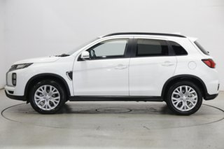 2020 Mitsubishi ASX XD MY20 LS 2WD White 1 Speed Constant Variable Wagon.