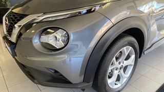 2020 Nissan Juke F16 ST+ DCT 2WD Gun Metallic 7 Speed Sports Automatic Dual Clutch Hatchback