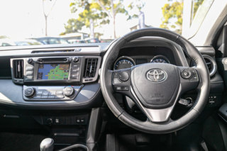 2017 Toyota RAV4 ZSA42R GXL Blizzard 7 Speed Automatic Wagon