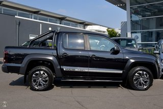 2018 Volkswagen Amarok 2H MY18 TDI550 4MOTION Perm Ultimate Black 8 Speed Automatic Utility.