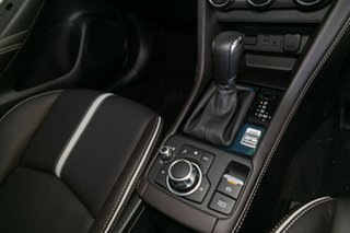 2021 Mazda CX-3 CX-3 F 6AUTO AKARI LE PETROL FWD Snowflake White Pearl Wagon