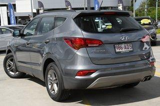 2017 Hyundai Santa Fe DM4 MY18 Active Silver 6 Speed Sports Automatic Wagon.