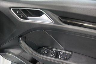 2014 Audi S3 8V MY15 Sportback S Tronic Quattro White 6 Speed Sports Automatic Dual Clutch Hatchback