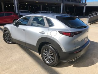 2021 Mazda CX-30 DM2W7A G20 SKYACTIV-Drive Pure Sonic Silver 6 Speed Sports Automatic Wagon