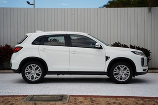 2021 Mitsubishi ASX XD MY21 ES 2WD ADAS White 1 Speed Constant Variable Wagon