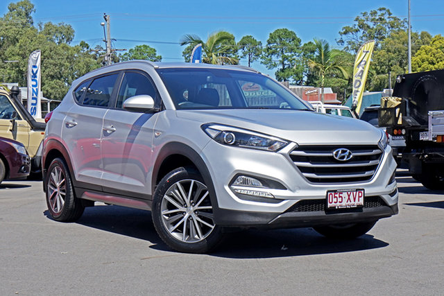 Used Hyundai Tucson TL Active X 2WD Chandler, 2016 Hyundai Tucson TL Active X 2WD Silver 6 Speed Sports Automatic Wagon