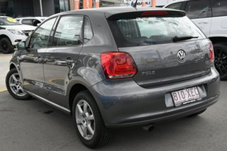 2011 Volkswagen Polo 6R MY12 77TSI Comfortline 6 Speed Manual Hatchback.