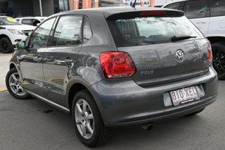 2011 Volkswagen Polo 6R MY12 77TSI Comfortline 6 Speed Manual Hatchback.