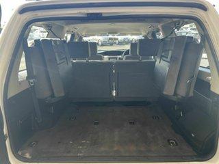 2012 Nissan Patrol GU VIII ST (4x4) White 5 Speed Manual Wagon