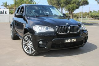 2013 BMW X5 E70 MY12 Upgrade xDrive30d 8 Speed Automatic Sequential Wagon.