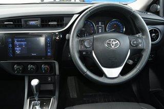 2017 Toyota Corolla ZRE172R SX S-CVT White 7 Speed Constant Variable Sedan