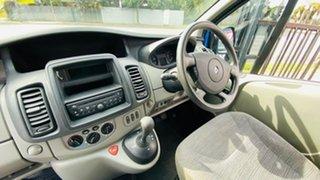 2014 Renault Trafic X83 Phase 3 Low Roof LWB Quickshift Blue 6 Speed Seq Manual Auto-Clutch Van