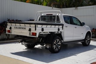 2018 Holden Colorado RG MY18 LS Crew Cab 4x2 White 6 Speed Sports Automatic Cab Chassis