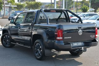2018 Volkswagen Amarok 2H MY18 TDI550 4MOTION Perm Ultimate Black 8 Speed Automatic Utility.